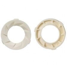146520100 CERAMIC GRINDING BURRS (PAIR) LEFT