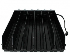 0V3495-1 TRAY ASSEMBLY WITH 6 SELECTIONS-SNAKKY