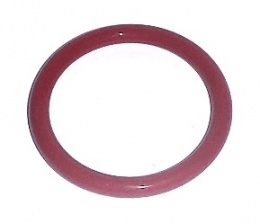 GUA0000080 RED SILICONE O-RING 04112