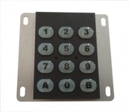 750035 PUSH-BUTTON PANEL 12 BUTTONS