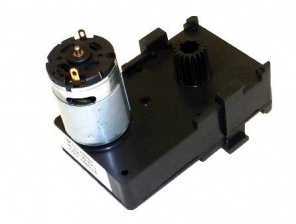 20020316 24V DC motor quick connect. d shaft